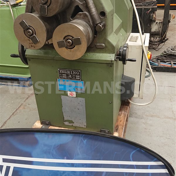 Tauring Alfa 50 bending machine