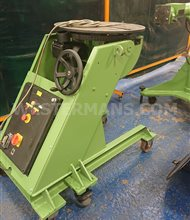Bode 250 KG Model 5VH Welding Turntable Positioner
