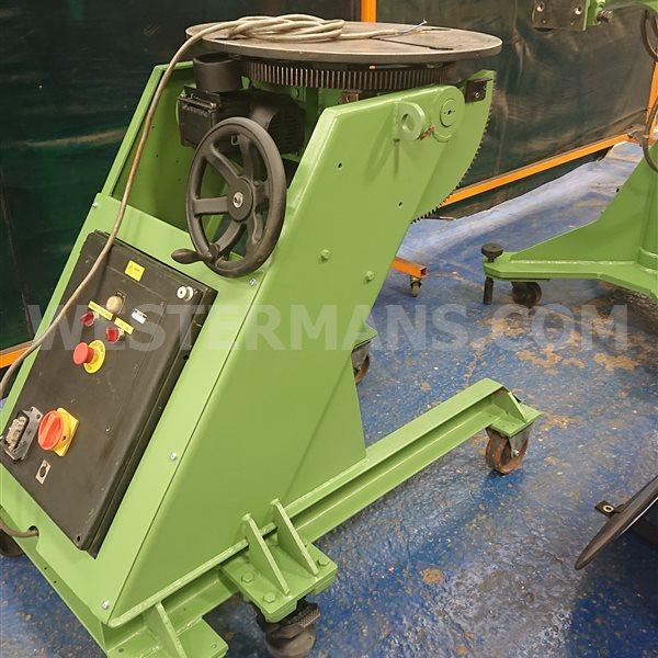 Bode 250 KG Model 5VH Welding Turntable Positioner