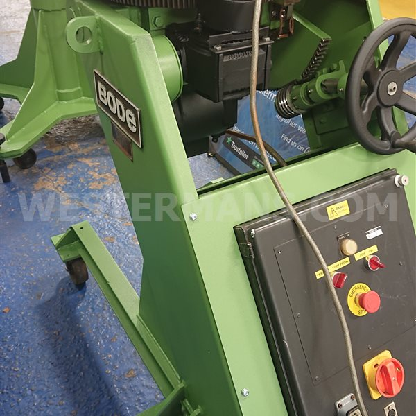 Bode 250 KG 5 VH Welding Turntable Positioner , Positionneurs, Posicionadores