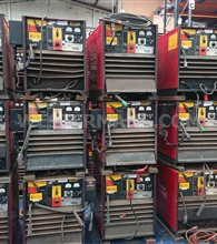 Lincoln Idealarc DC 400 amp welding power sources x 30