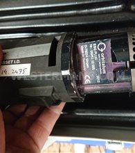 Orbitalum ESG plus Tungsten grinder