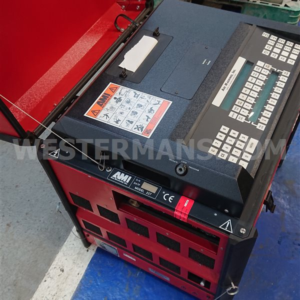 AMI 227 Orbital Welding Power Source, Water Cooled with Remote year 2017