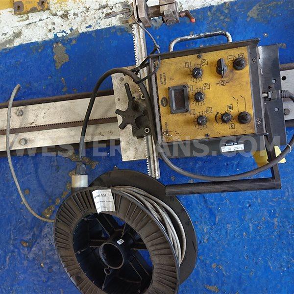 Bugo MDS 1003 stitch module carriage