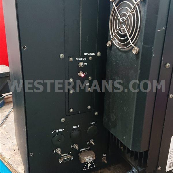 Hypertherm edge CNC control system
