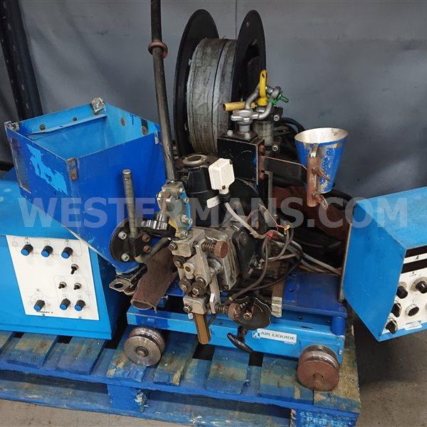 AIR Liquide Starmatic MEGATRAC subarc welding tractor