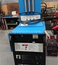 Messer Inverter 400 dc -p tig/plasma welding machine, water cooled