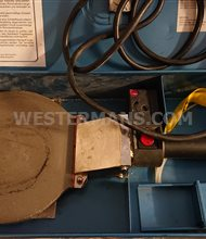 Plastic Pipe Welding Single Unit Electronically