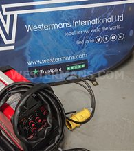Lincoln Invertec V160 tig welder single phase DC