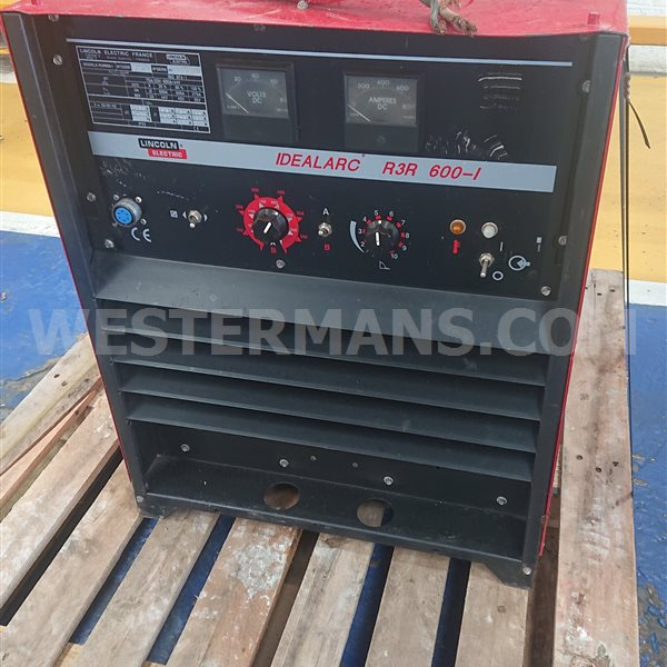 Lincoln R3R-600-1 DC Welding Power Source