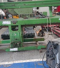 Bode Double Ended Longitudinal Seam Welder