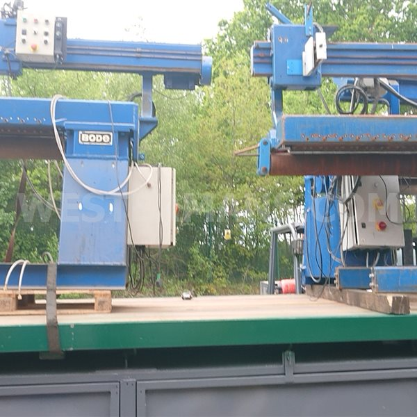 Bode Longitudinal seam welder 1300mm