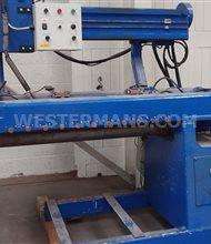 Bode Longitudinal seam welder 1100mm welding length