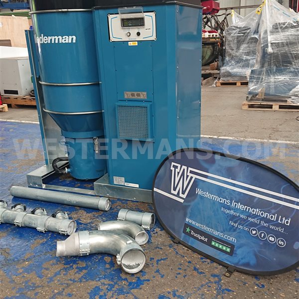 Nederman Flexpak 1000 Fume and Dust Extraction System
