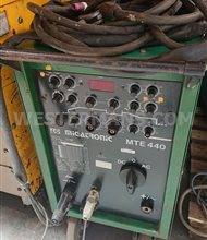 Migatronic MTE 440 AC/DC Squarewave TIG Welder