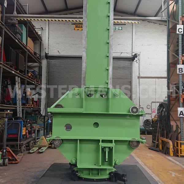 MPE Column and Boom Welding Manipulator with Swivel Base