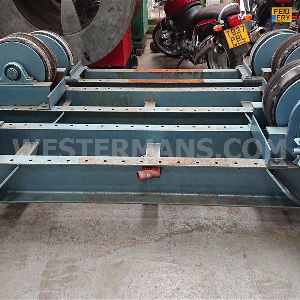 Macobe 20 ton Welding Rotators with Extra Idler