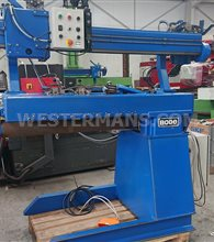 Bode Longitudinal seam welder 900mm