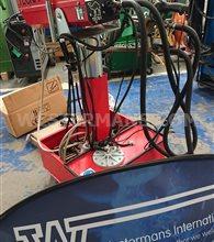 TECNA 8095 water cooled car body spot welder 10 kva