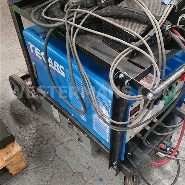 TecArc TIG 256T ACDC 400V 3ph TIG welder