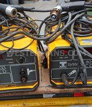 Taylor 803 CD Stud Welders - Single Phase