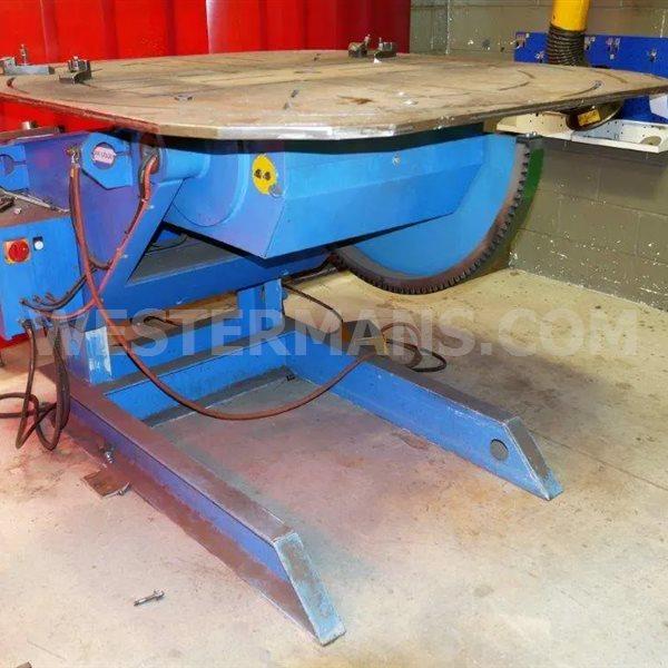 Air Liquide SAF Lincoln 3000kg Welding Positioner