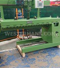 Bode 5-HSW 150-1600 Longitudinal Seam Welder