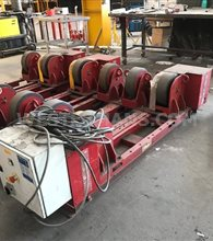 Welding Rotators Model PR 10 Ton Load Capacity Dual Drive