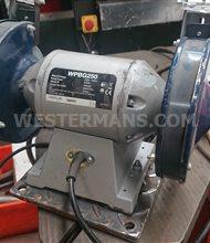 Wicks bench grinder