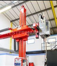 Fronius Model FPA 9000 ETR-S CNC Weld Overlay