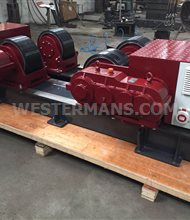 New West 30,000 kg Welding Rotators