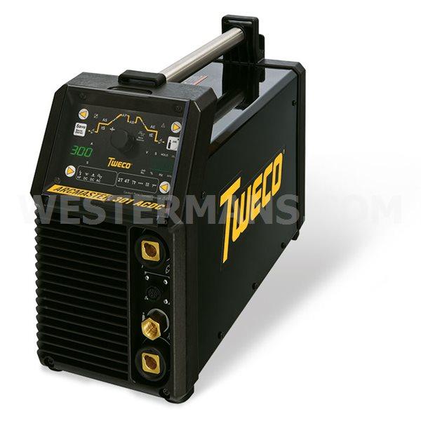 Tweco Arcmaster 301 AC/DC HF TIG/Stick Inverter Power Source