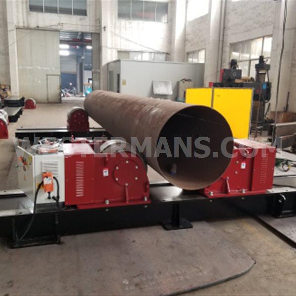 New West 30,000 kg Welding Rotators
