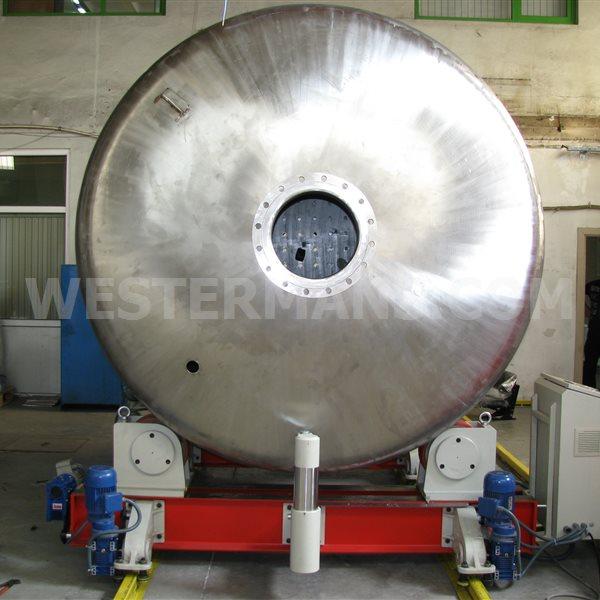 Britannia 30,000kg Conventional Rotators