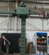 Bode 3mx3m Column and Boom with Lincoln NA3 subarc set up