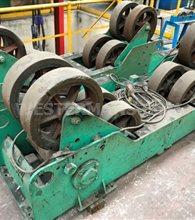 Yates/MPE 25 ton SAR Welding Rotators, Self Aligning