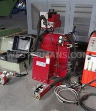 MIG·O·MAT plasmaJET 100 with cold wire feed for pipe/tube