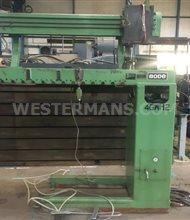 Bode 2HSW 5-52 Longitudinal Seam Welder, 1.3m max