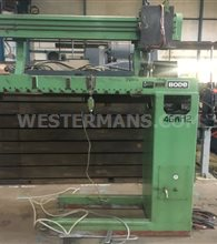 Bode 2HSW 5-52 Longitudinal Seam Welder 40mm x 600 or 130 x 1300mm