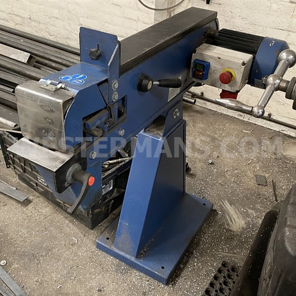 Kepp 75 High Speed Belt Grinder