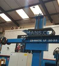 Oerlikon CB-Matic LF tandem head subarc column and boom with ac/dc power source  AS NEW ex demo