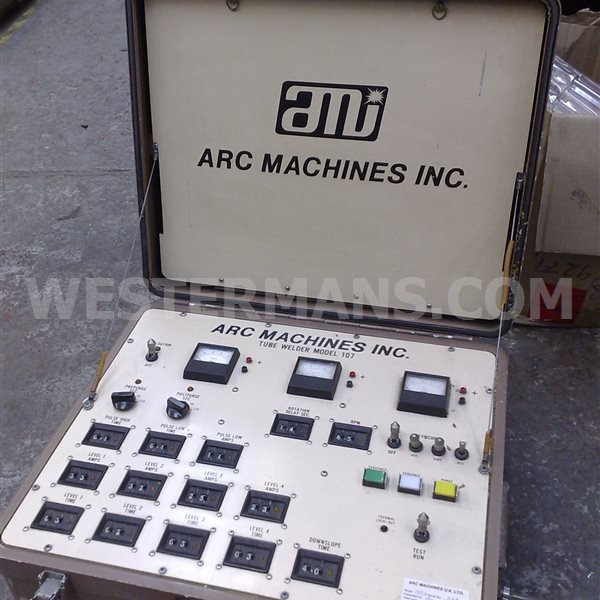AMI 107A Orbital Welding Power Source