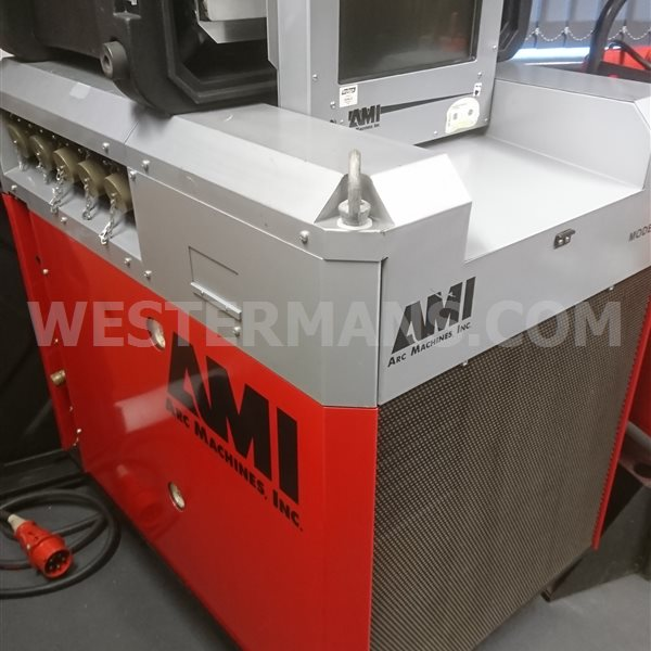 AMI 415 Orbital Welding Supply with M15 Orbital weld head