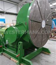 Bode VP150 7500kg Welding Positioner with Adjustable Height