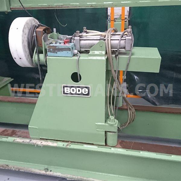 Bode Welding Lathe for Circumferential TIG welding