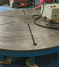 Bode TT60 3000kg Flat Welding Positioner/Turntable