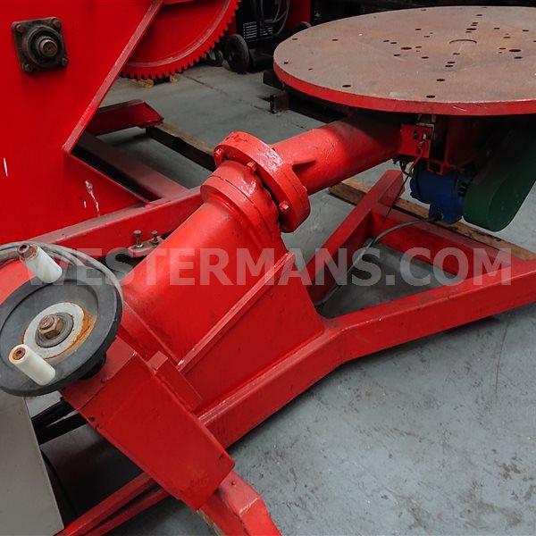 Bode 2000 kg Rotilting welding positioner- variable speed