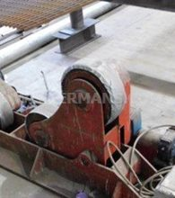 Bode SAR Self Aligning 10 ton Welding Rotators