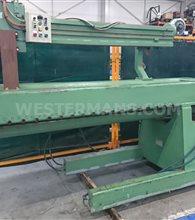 Bode 2-HSW  8/72 Longitudinal Seam Welder