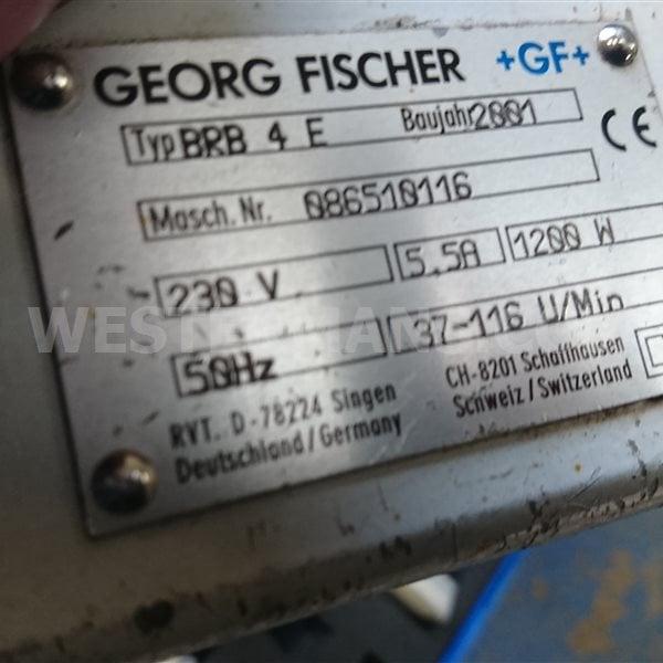 Georg fischer BRB 4 Pipe Prep